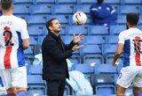 """Jau yra žinoma, kas pakeis F.Lampardą prie """"Chelsea"""" vairo?"""