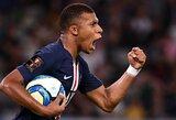 Pirmasis sezono trofėjus: PSG triumfavo Prancūzijos Supertaurėje