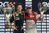 """""""Čempionų čempionu"""" tapo R.Grosjeanas"""