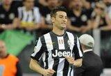 """""""Juventus"""" pilnai įsigijo F.Peluso, """"Lyon"""" gretas papildė pirmasis naujokas (+ 8 perėjimai)"""