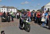 Seni motociklai ir automobiliai žavėjo ne tik kėdainiečius