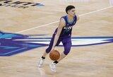 LaMelo tapo jauniausiu trigubą dublį užfiksavusiu NBA žaidėju