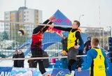 Europos sniego tinklinio čempionato starte – pergalingas lietuvių žygis