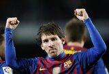 """L.Messi - rezultatyviausias visų laikų """"Barcelona"""" žaidėjas"""