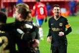 L.Messi – geriausias žaidimą kuriantis dešimtmečio žaidėjas