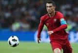 10 rekordų, kuriuos C.Ronaldo gali pagerinti Italijoje