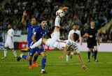 Pasaulio čempionato atranka: ispanų pergalę garantavo puikus A.Illaramendi šūvis, airiai išmetė Velsą