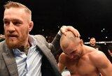 A.Lobovas taip pat pagrasino palikti UFC, jei Z.Tuchugovas bus atleistas