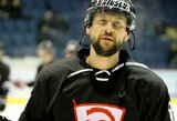 """""""Hockey Punks"""" vadovas Š.Kuliešius: apie komandos komplektaciją, žaidėjų atlyginimus, Baltijos lygos idėją, savivaldybės paramą, vaikų ruošimą ir šiuo metu Lietuvoje neįmanomą KHL lygio komandą"""