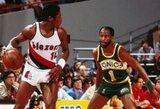 """""""Ar žinote, kad?"""": didžiausia atkrintamųjų varžybų staigmena per NBA istoriją – B.Bateso spindesys ir alkoholiu bei kokainu paženklintas nuopolis"""
