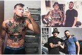 A.Misiūno vasara: tatuiruotės, vairuotojo pažymėjimas ir motyvacijos paieškos