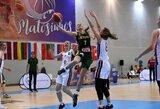 Lietuvos dvidešimtmečių merginų rinktinė pralaimėjimu pradėjo Europos čempionatą