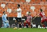 """Pergalę Ispanijoje """"Atletico"""" padovanojo į savus vartus įsimušę varžovai"""