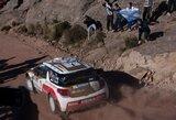 Atsisveikinimą su žvyro raliais S.Loebas pažymėjo triumfu Argentinoje