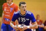 Lietuvos rankinio klubai savaitgalį išbandė jėgas draugiškuose turnyruose