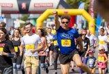 Trakų pusmaratonyje – atkakli Lietuvos olimpiečių kova ir moterų pranašumas prieš vyrus
