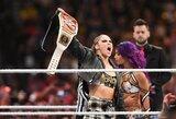 """R.Rousey """"Wrestlemania 35"""" turnyre lūžo ranka, amerikietė gali niekada nebegrįžti į WWE"""