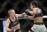 Naujasis UFC reitingas: R.Namajunas pagaliau sulaukė pripažinimo, C.McGregoras krenta žemyn