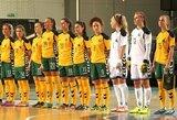 Lietuvos futsal moterų rinktinė – dvidešimta Europoje