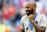 """""""Monaco"""" iš vyriausiojo trenerio pareigų atleido L.Jardimą, jį pakeisti gali T.Henry"""