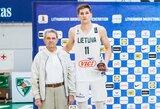 Baltijos taurės turnyro finale lietuviai turėjo pripažinti Turkijos krepšininkų pranašumą