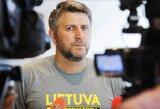 D.Maskoliūnas: rungtynėms su slovėnais mūsų startinis penketas keisis