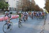 Visi trys Lietuvos dviratininkai nebaigė klasikinių lenktynių Belgijoje