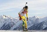 """Biatlono rinktinės treneris A.Bučelis: """"Nusivylimas yra, bet niekas neprarasta"""""""
