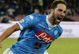 """""""Juventus"""" klubą įveikė ir """"Napoli"""" ekipa, """"Roma"""" laimėjo triuškinančiai"""