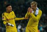 Dėl jaunojo vunderkindo kausis trys Europos futbolo milžinai?