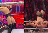 Visko nesurežisuosi: prastai parinkta apranga ringe atidengė WWE imtynininko lytinius organus, A.Garza pareiškė, kad koronavirusas neegzistuoja