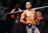 9 metus nelaimėjęs dvigubas UFC čempionas grįš paskutinei karjeros kovai