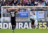 """""""Lazio"""" namuose neturėjo vargo prieš """"Milan"""""""