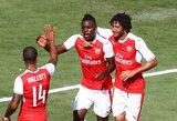 """""""Arsenal"""" klubas įveikė MLS žvaigždes"""