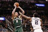 """""""Knicks"""" papildęs M.Beasley: """"Kovosime ne dėl vietos atkrintamosiose, o dėl aukštesnių pozicijų"""""""