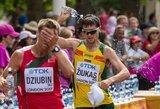 Ėjikas M.Žiūkas Glazge pagerino Lietuvos rekordą