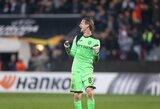 G.Arlauskis išrinktas į UEFA Europos lygos sezono komandą