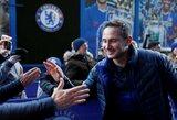 """Svarbi """"Chelsea"""" pergalė: galės pirkti žaidėjus jau šį sausį"""