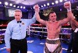E.Kavaliauskas WBO reitinge išsaugojo rekordinę poziciją ir toliau kyla į viršų WBC reitinge