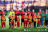 """FK """"Vilnius"""" antrą kartą sezone neatsilaikė prieš """"Kupiškį"""""""