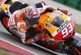 Antrosiose treniruotėse - greičiausias M.Marquezo ratas ir J.Lorenzo trauma