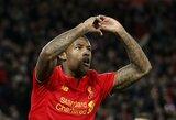 """""""Liverpool"""" klubas metus užbaigė pergale prieš """"Manchester City"""""""