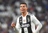 """Daugiausiai uždirbančios sporto žvaigždės """"Instagram"""": karaliauja C.Ronaldo, L.Jamesas – 5-as, C.McGregoras ir F.Mayweatheris už dešimtuko ribų"""