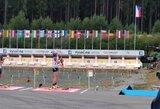 Lietuviai pradėjo pasaulio vasaros biatlono čempionatą