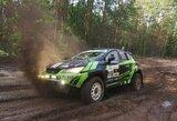 """""""Tavisa Racing Team"""" į lenktynes Sacharos dykumoje vyksta su Lietuvoje kurtu buvusiu V.Žalos automobiliu"""