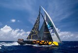 """""""Ambersail 2"""" įgulos kapitonas: """"Pirmą kartą gyvenime fiziškai aplenkėme mūsų didžiąją konkurentę jachtą """"Sojana"""""""