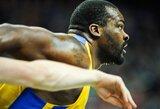 """""""Maccabi"""" balansuoja ant pavojingos ribos – Izraelio pusfinalyje prireiks lemiamų rungtynių"""