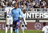 """Prancūzijos """"Ligue 1"""": """"Marseille"""" pagaliau iškovojo pergalę, """"Nice"""" įveikė """"Rennes"""""""