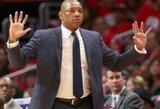 """""""Clippers"""" pasirengusi iškeisti žaidėją į naujokų biržos šaukimus"""