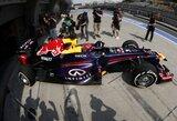 """S.Vettelį nustebino žemas """"Red Bull"""" komandos tempas"""